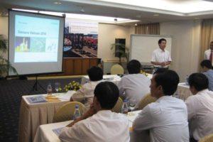 Hội thảo SINAMICS Câu trả lời cho các giải pháp Truyền động điện