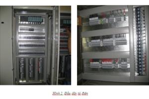 Hệ thống dự phòng nóng dùng WinCC và PLC Siemens
