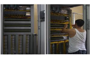 Thiết kế hệ thống Scada lọc bụi tĩnh điện sử dụng PLC Wincc Siemens