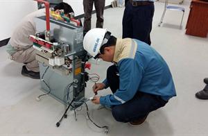 Sửa chữa biến tần khởi động mềm cho khu công nghiệp Formosa Hà Tĩnh