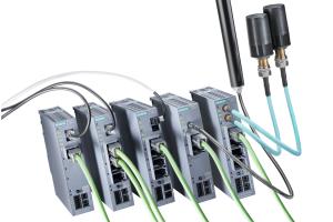 Kết nối từ xa trong công nghiệp với SINEMA Remote Connect và SCALANCE