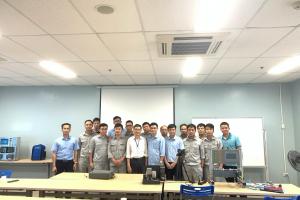 Tổ chức khóa đào tạo lập trình điều khiển PLC hãng Siemens